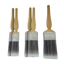 Sapphire set of 5 synthetic brushes